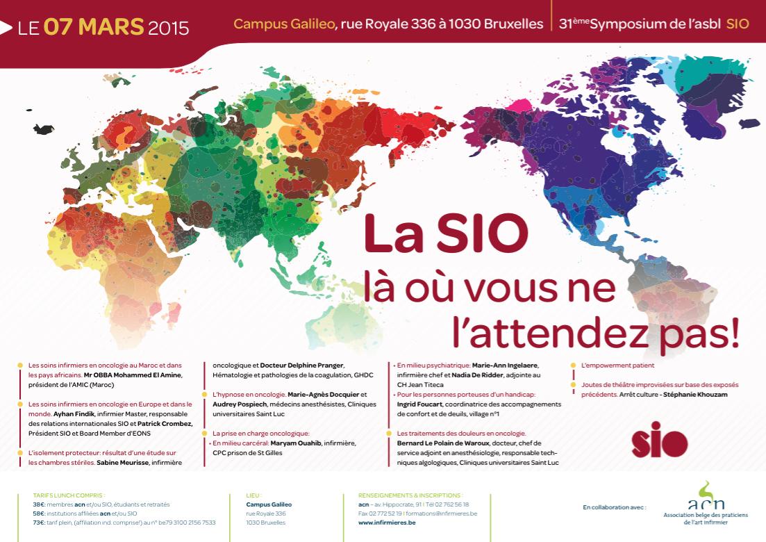 31ème Symposium en Oncologie